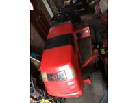 Countax ride on mower 12.5hp spares repairs