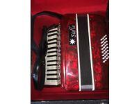Stella 48bass accordion