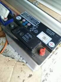 Car battery From VW Passat