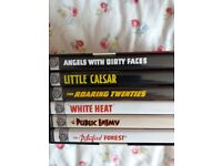 Gangsters DVD box set & The Lark Rise to Candleford complete collection