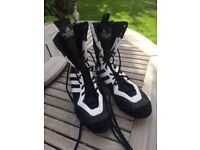 Adidas men's boxing boots. Size 9.5