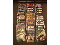 Big DC comic lot, over 200