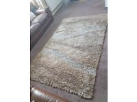Gold/fawn rug - dunhelm mill