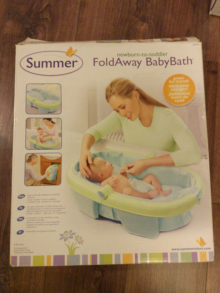 Summer FoldAway BabyBath baby bathtub | in Cambridge, Cambridgeshire ...