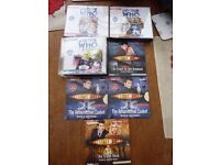 Dr Who job lot bulk collection car boot, BBC Audio