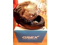 BNIB motorbike helmet GREX RF2