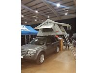 Ventura Deluxe 1.4 Roof Tent 2-3 Person Camping Expedition Overland 4x4 VW Van Land Rover RRP £1600