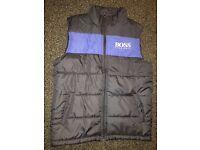 Hugo Boss Vest Jacket - Large
