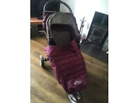 Baby jogger buggy