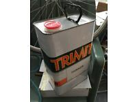 Trimite 5L Thinners (6 unopened tins)