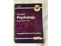 A-Level Psychology AQA Revision Book