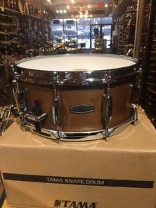 Snare Drum Caisse Claire Tama Soundworks 14po par 5.5po