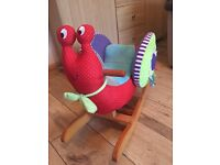 Baby/toddler rocking chair toy