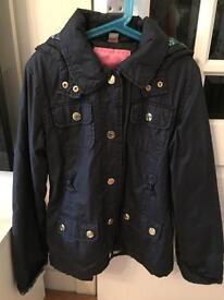 Girls jacket age 9-10 years