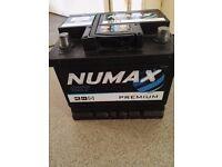 New Car battery £30