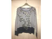 Basler jumpers and tops uk 12 and 14