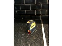 Dewalt laser level (plum bob)