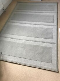 Brand New Light Grey Rug