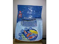 Tetra fish pond wheatgerm sticks 7 l, brand new unopened