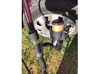 Kingfisher rod and reel