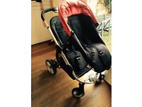 iCandy Apple2Pear double buggy in great condition