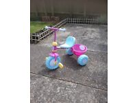Peppa pig tricycle