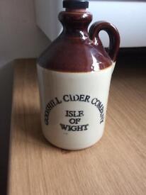 Cider jar