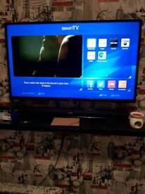 43 inch smart tv