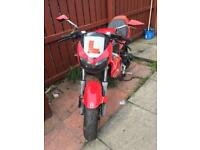 Gilera dna 125 this is the cheapest on gumtree