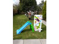 Garden Slide for Toddlers