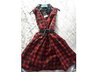 Girls dress size 5-6 years