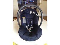 BREVI smart Silverline Car Seat (0-13kg)