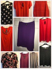Bundle of women's tops for sale