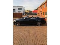 Mercedes e class e250 amg sport convertible face lift