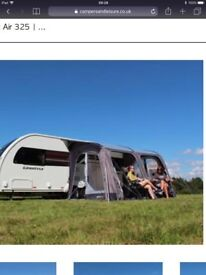 Still for sale As new caravan air awning includes extras £295 ( RRP £599) used onc