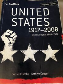 Collins United States 1917-2008 and Civil Rights 1865-1992