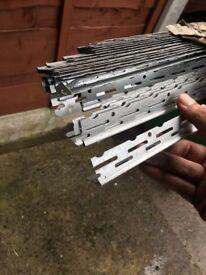 Metal beading (3m lengths) x 23