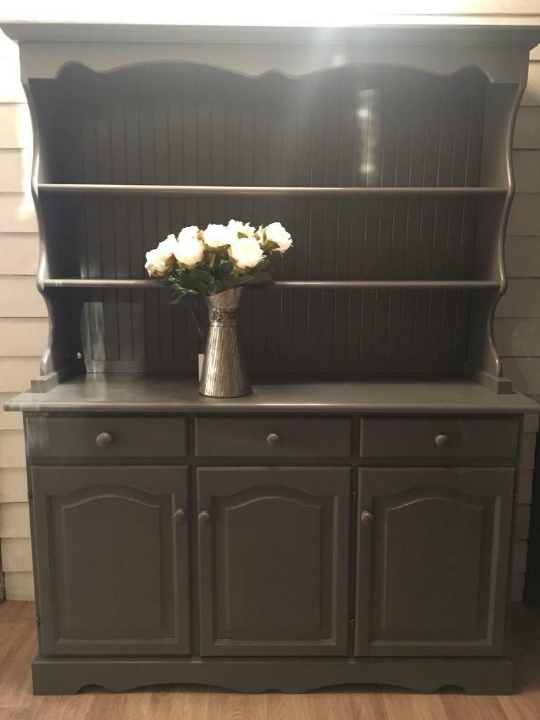 farmhouse walnut plans dark and dresser grey distressed style