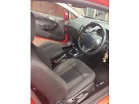 Ford Fiesta Zetec 1.2 2013 (63 Plate)