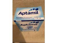 Aptamil Baby First Milk Formula