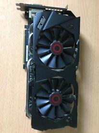 Asus GTX 980 STRIX - 4GB Graphics Card