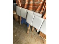 2 single bed headboards