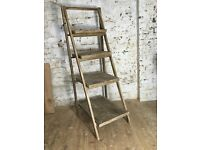 Ladder Shelf - Rustic