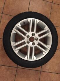 NEW Vauxhall wheel and tyre 215-50-17