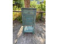 Painted Wooden Cupboard
