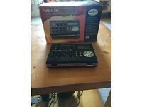 Tascam DP-004 4 track Recorder Pocket Studio
