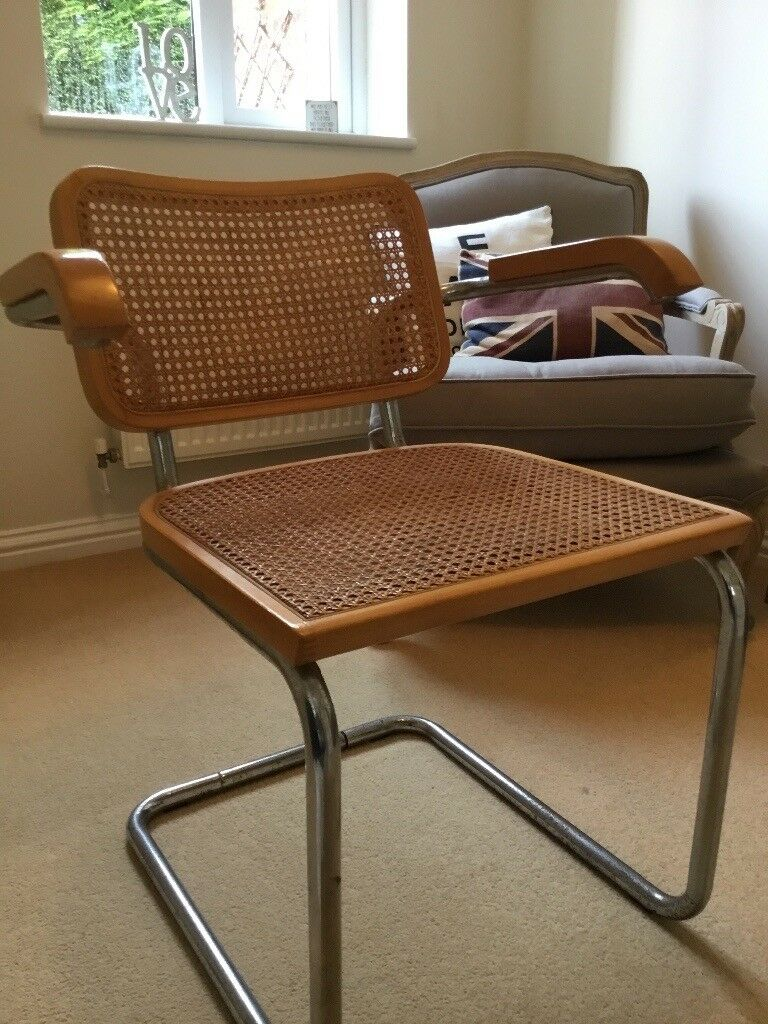 Habitat Vintage Bauhaus Carver chair