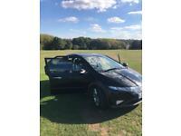 Honda Civic mk8, 1.8 I-VTEC EX 5 dr petrol semi auto