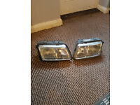 Audi A3 8L Sport Headlights inc Fog lights
