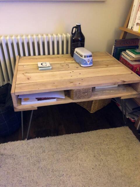 Handmade Pallet Coffee Table In Tooting London Gumtree